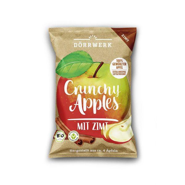 Apfel-Chips mit Zimt