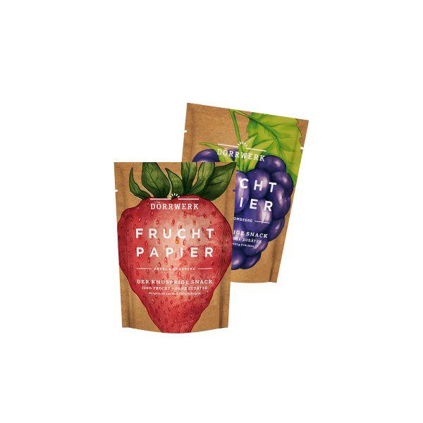 Fruchtpapier Beerenmix Box