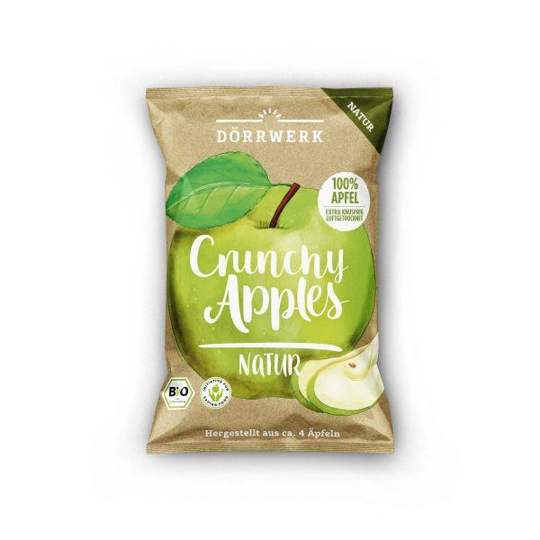 Bio Apfel-Chips Natur