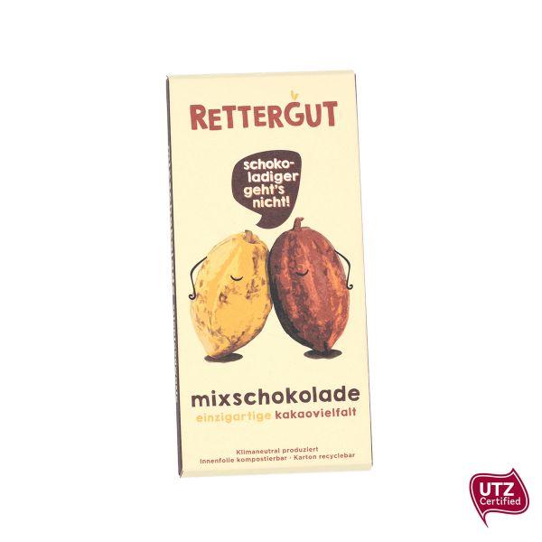 RETTERGUT mixschokolade Tafelbox