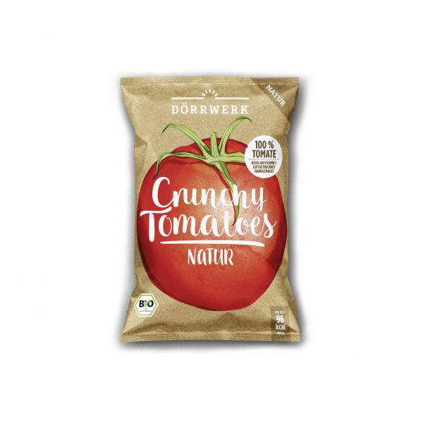 Crunchy Tomatoes Natur