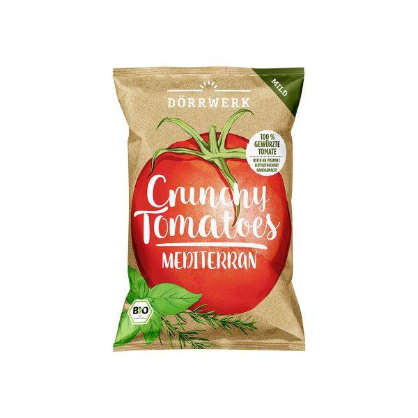 Bio Crunchy Tomatoes Mediterran