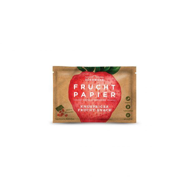 Pocket Size Box - Erdbeere & Apfel