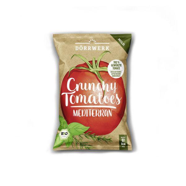Crunchy Tomatoes Mediterran